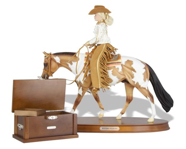 breyer 1191 elegance collection western