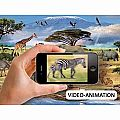Animals of Africa Interactive 1000 pc Interactive Puzzle - Ravensburger 193059