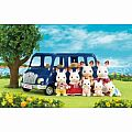 Family Seven Seater Vehicle - Calico Critters -