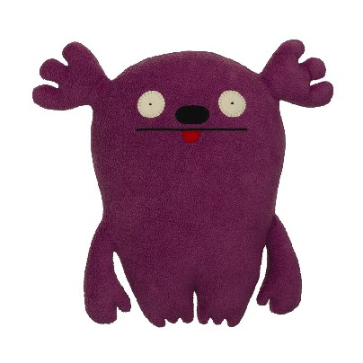 uglydoll 51321 mr kasoogi little ugly doll   purple 51321
