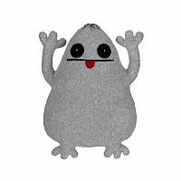 Ugly Ghost Little Ugly Doll Gray - #51271