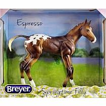 "Espresso - Springtime Filly -10"" Big Foal - 1:6 Scale"