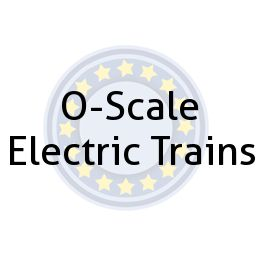 O-Scale Electric Trains