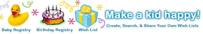 Search our wishlists!